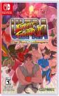 Boîte US de Ultra Street Fighter II: The Final Challengers sur Switch