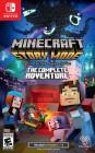 Boîte US de Minecraft: Story Mode – The Complete Adventure sur Switch