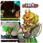 Artworks de Caveman Warriors sur Switch
