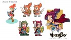 Artworks de Wonder Boy : The Dragon's Trap sur Switch