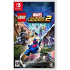 Boîte US de LEGO Marvel Super Heroes 2 sur Switch