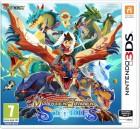 Boîte FR de Monster Hunter Stories sur 3DS