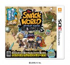 Boîte JAP de The Snack World sur 3DS