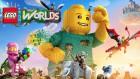 Artworks de LEGO Worlds sur Switch
