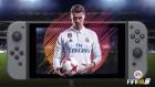 Artworks de FIFA 18 sur Switch