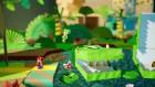 Screenshots de Yoshi's Crafted World sur Switch