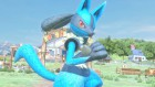 Artworks de Pokkén Tournament DX sur Switch