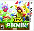 Boîte US de Hey! Pikmin sur 3DS