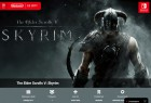 Capture de site web de The Elder Scrolls V: Skyrim Special Edition sur Switch