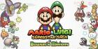Artworks de Mario & Luigi : Superstar Saga + les Sbires de Bowser sur 3DS
