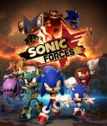 Divers de Sonic Forces sur Switch