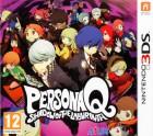 Boîte FR de Persona Q : Shadow of the Labyrinth sur 3DS