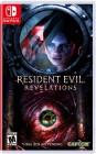 Boîte US de Resident Evil Revelations Collection sur Switch