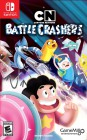 Boîte US de Cartoon Network Battle Crashers sur Switch