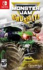 Boîte US de Monster Jam Crush It sur Switch