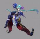 Artworks de Nights of Azure 2 sur Switch