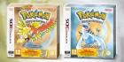 Boîte FR de Pokémon Or & Argent sur 3DS