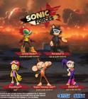 Photos de Sonic Forces sur Switch