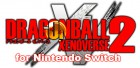 Logo de Dragon Ball Xenoverse 2 sur Switch