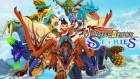 Artworks de Monster Hunter Stories sur 3DS