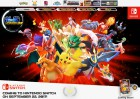 Capture de site web de Pokkén Tournament DX sur Switch