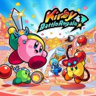 Artworks de Kirby Battle Royale sur 3DS