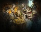 Artworks de Octopath Traveler sur Switch