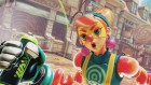 Screenshots de ARMS sur Switch