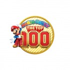 Logo de Mario Party: The Top 100 sur 3DS
