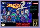 Boîte US de Star Fox 2 sur SNES