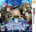 Boîte FR de Etrian Odyssey V  sur 3DS