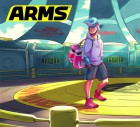 Artworks de ARMS sur Switch