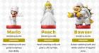 Capture de site web de amiibo