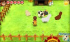 Screenshots de Story of Seasons: Trio of Towns sur 3DS