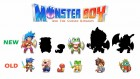 Artworks de Monster Boy and the Cursed Kingdom sur Switch
