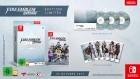 Infographie de Fire Emblem Warriors sur Switch