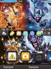 Fonds d'écran de Pokémon Ultra Soleil & Ultra Lune sur 3DS