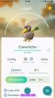 Screenshots de Pokémon GO sur Mobile