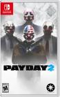 Boîte US de PayDay 2 sur Switch