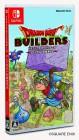Boîte JAP de Dragon Quest Builders sur Switch
