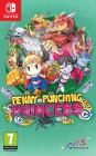 Screenshots de Penny Punching Princess sur Switch