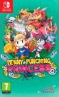 Boîte FR de Penny Punching Princess sur Switch