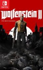 Boîte FR de Wolfenstein II: The New Colossus sur Switch