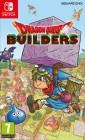Boîte FR de Dragon Quest Builders sur Switch