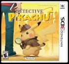 Boîte US de Détective Pikachu sur 3DS