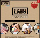 Capture de site web de Nintendo Labo sur Switch