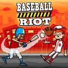 Logo de Baseball Riot sur Switch