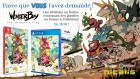 Capture de site web de Wonder Boy : The Dragon's Trap sur Switch