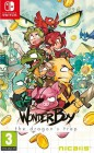 Boîte FR de Wonder Boy : The Dragon's Trap sur Switch