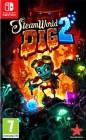 Boîte FR de SteamWorld Dig 2 sur Switch